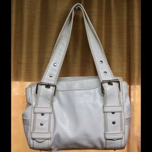 MX Off-white Large Handbag